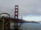 Walking Across the Golden Gate Bridge