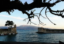 Weekend in Nafpaktos