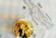 Fresh Artichokes are a springtime Cretan Food Specialty