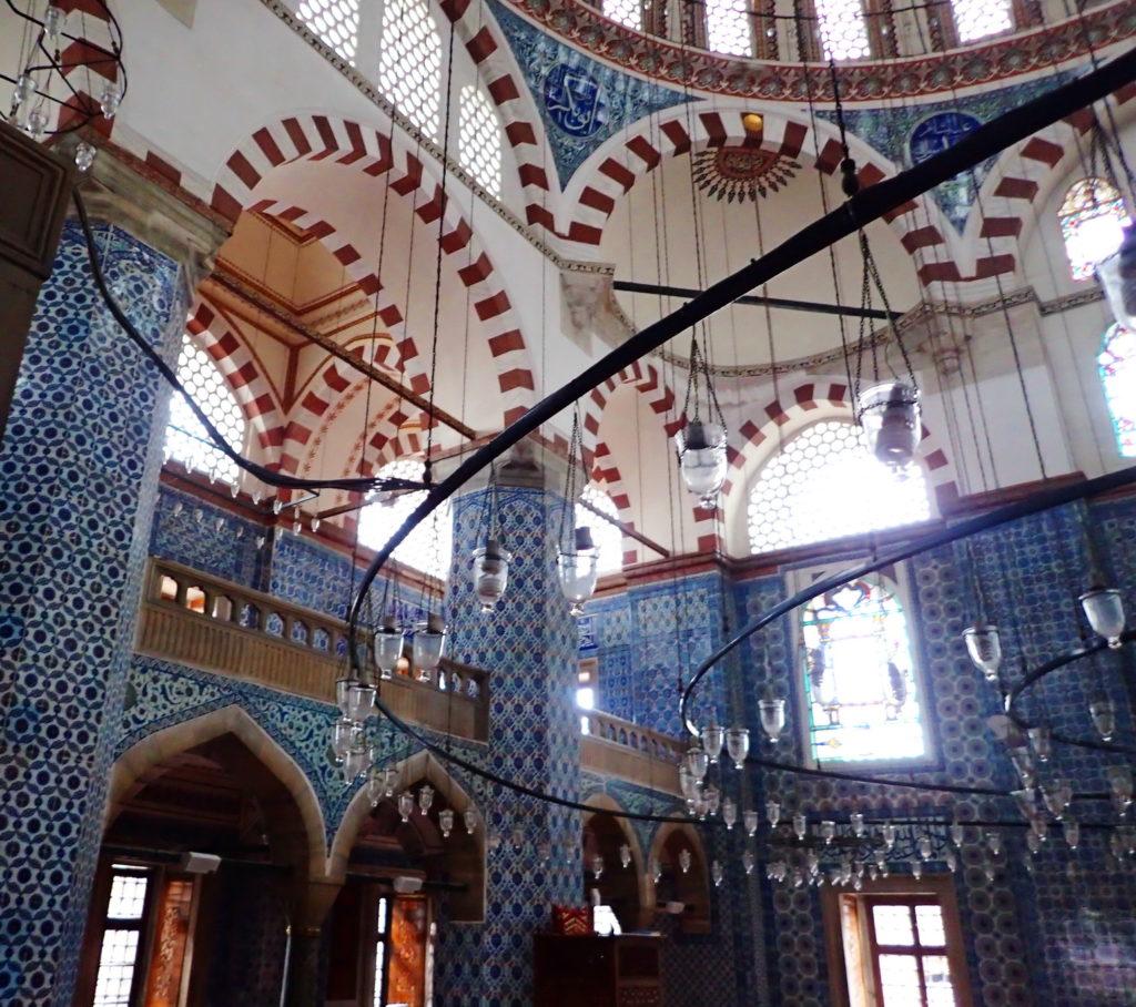 Mimar Sinan- Rüstem Pasha Mosque