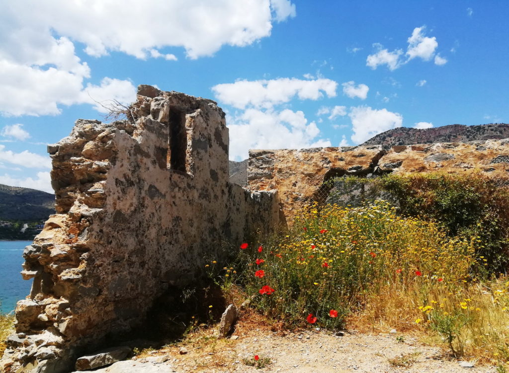 Spinalonga is one of the most historic sights of Lasithi