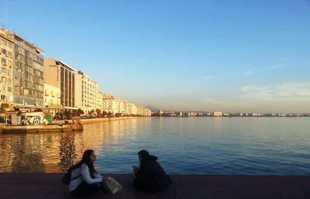 Museums in Thessaloniki- Both the MOMus Photography Museum and the Thessaloniki Cinema Museum are on the pier.