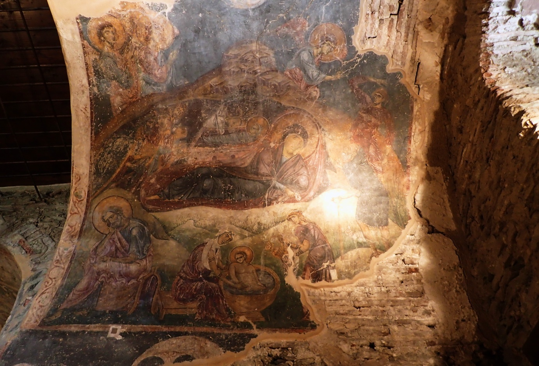 Churches in Thessaloniki: Osios David