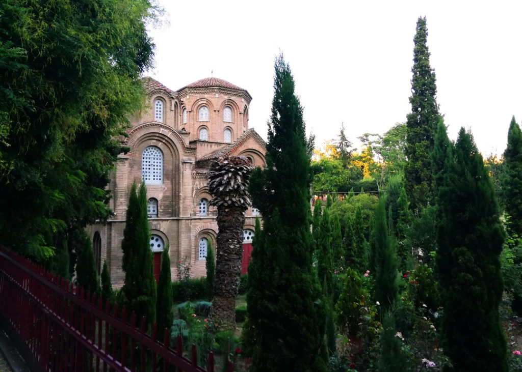 Churches in Thessaloniki-Panagia Chalkeon- The Virgin of the Copper Smiths
