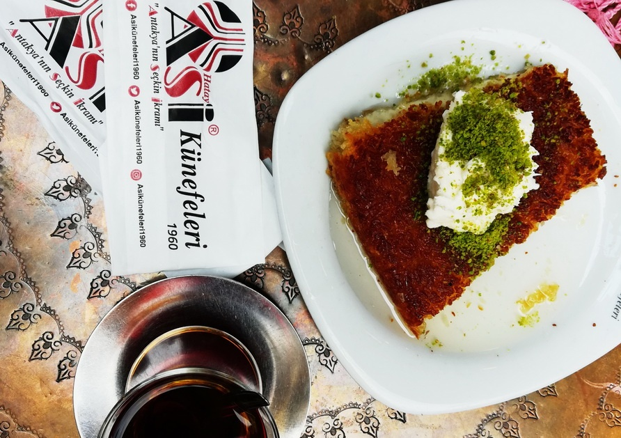Turkish desserts:nfd