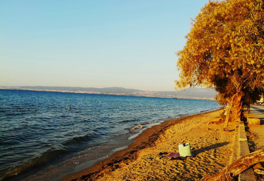 Beaches in Thessaloniki - Perea