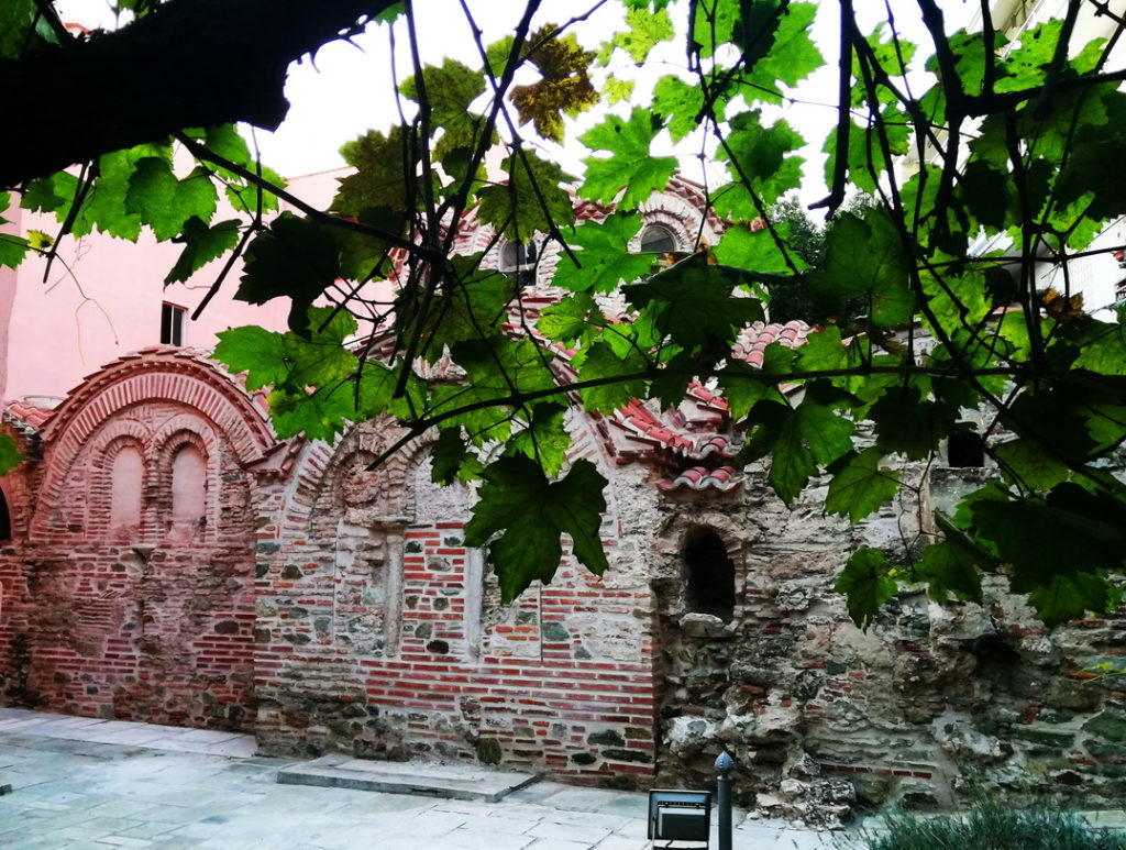 Byzantine Baths Ano Poli, Thessaloniki