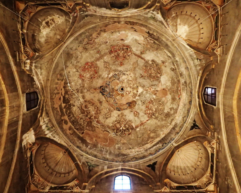 The Ceiling of the Alaja Imaret