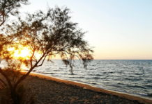 Beaches in Thessaloniki
