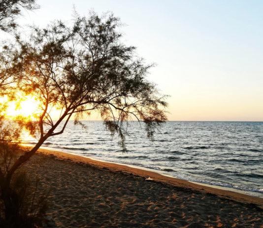 Beaches in Thessaloniki