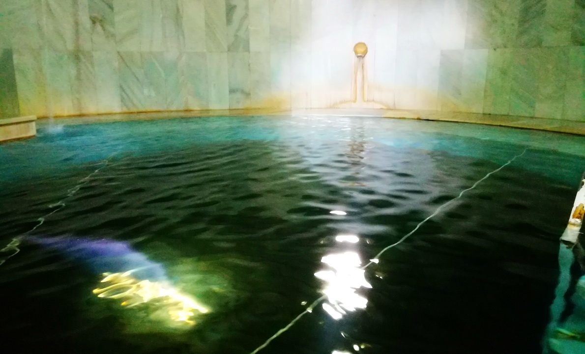 The Besy Spas in Thessaloniki - The Historic Baths at Lagada
