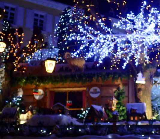 Best places to spend your Christmas and New Year's Eve - Baden-Baden