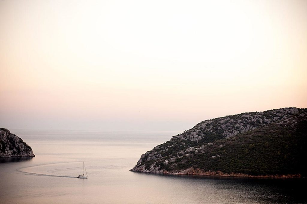 Halkidiki - Porto Koufo
