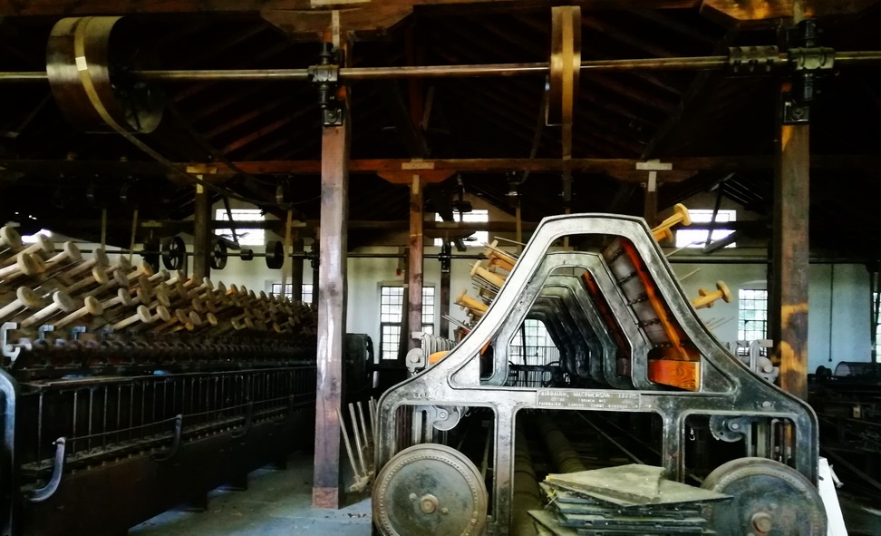 The Old Hemp Rope Factory of Edessa