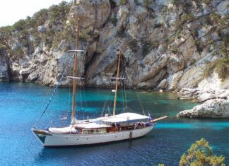Santoini Beaches - Family Vacations in Greece