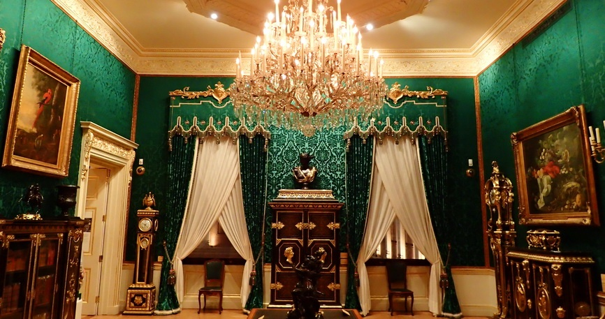 The Opulent Rooms of the Wallace Collection