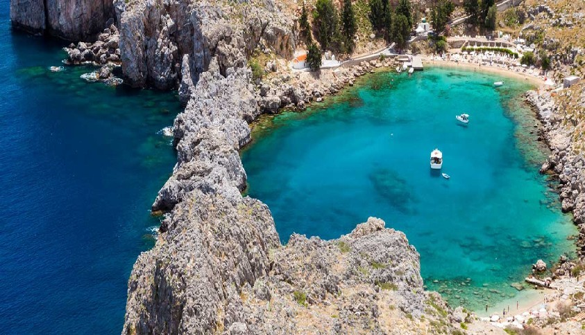 Honeymoon on Rhodes, Greece (Antelope Travel)