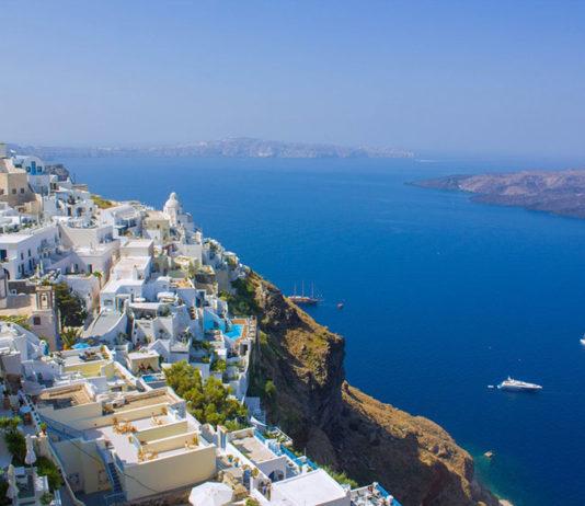 Honeymoon in Greece - Santorini (Antelope Travel)