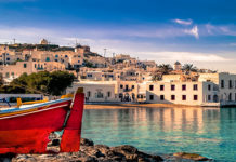 Things to do in Mykonos - te charming town beach