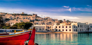 Family Vacations in Greece - vacation in the Greek Islands