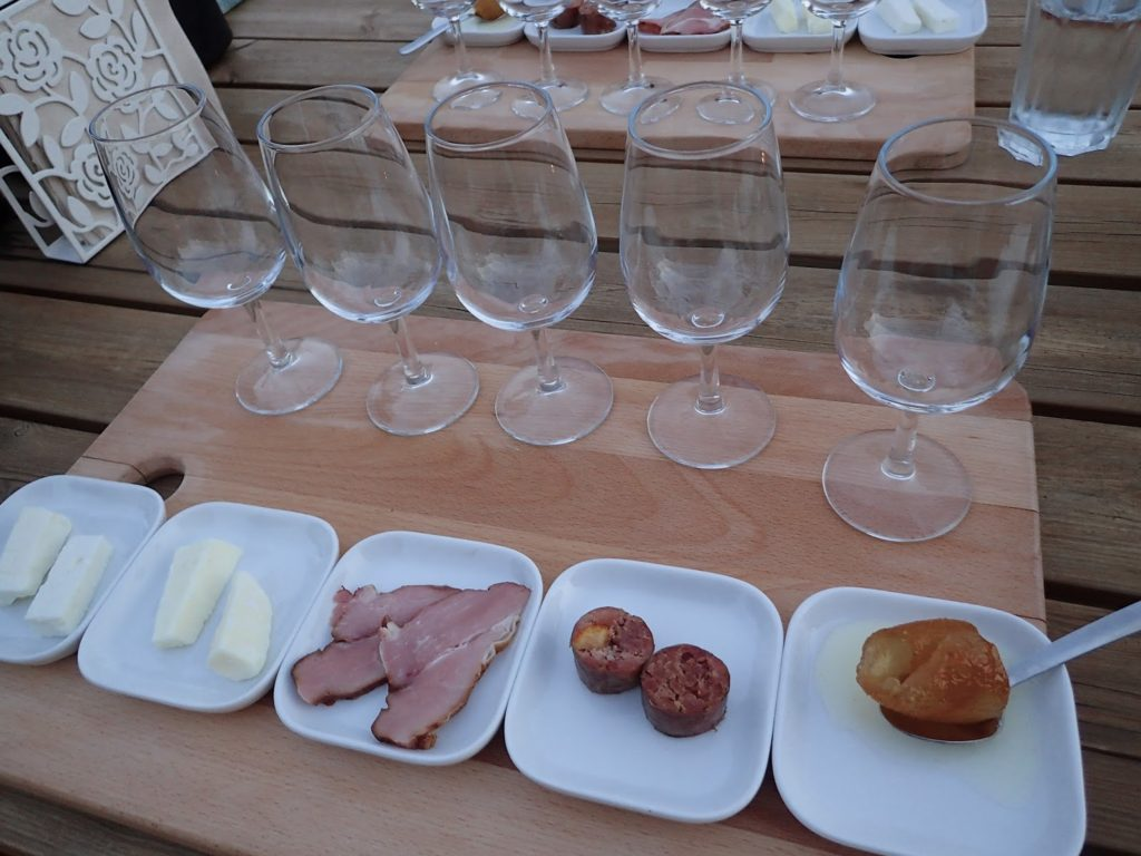 The Most Delightful Wine Tasting Ever