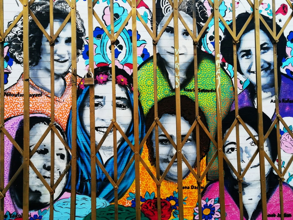 5 Days in San Francisco -The Mission is famous for its politically and socially conscious Street Art