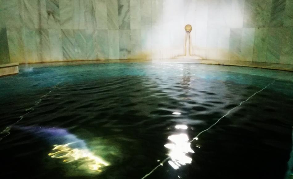 Lagada Baths - Loutra Lagada