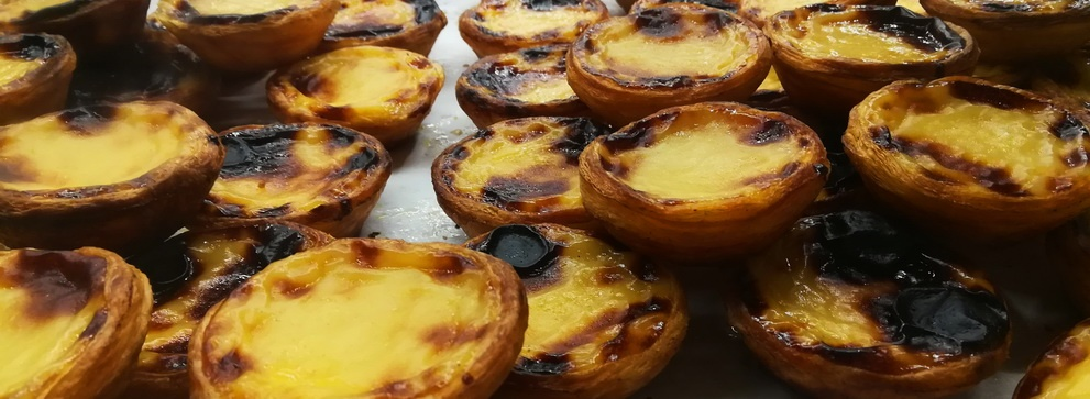 Three Days in Lisbon - Pasteis de Nata