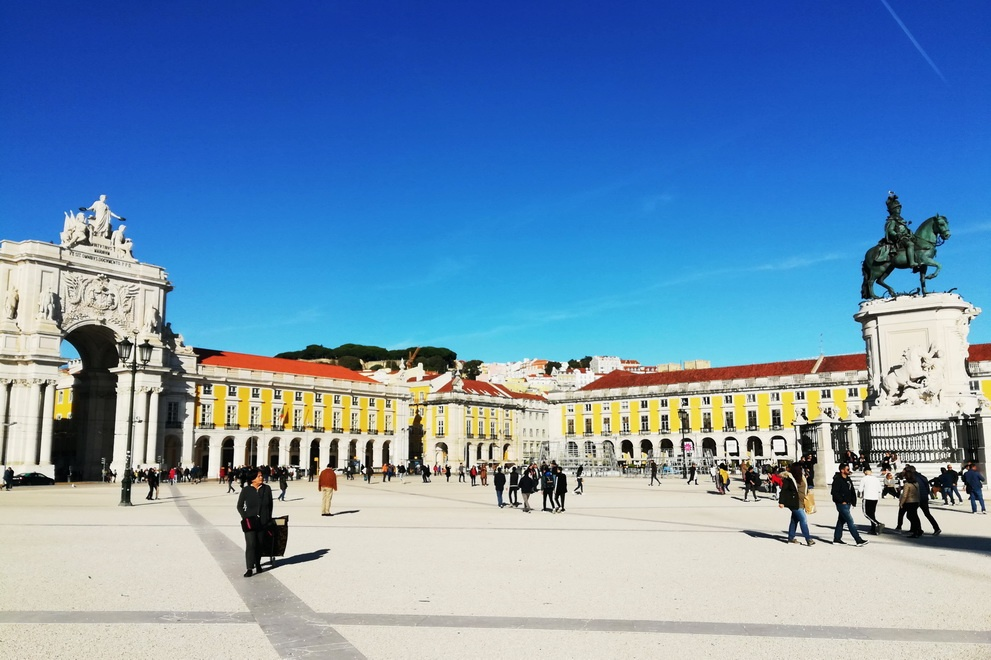 A Three Day Lisbon Itinerary - Praça do Comércio