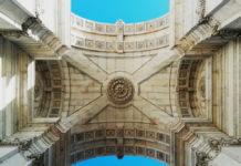 Three Days in Lisbon - The grand Rua Augusta Arch opens onto the Praça do Comércio