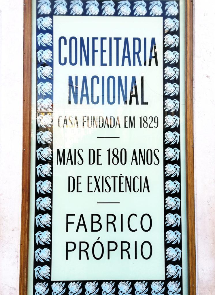 Making pastéis de nata in Lisbon- confeitaria Nacional