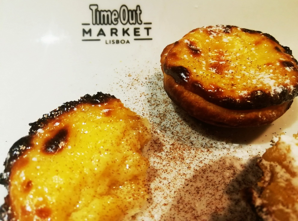 Time Out Market Lisbon - Making Pasteis de Nata