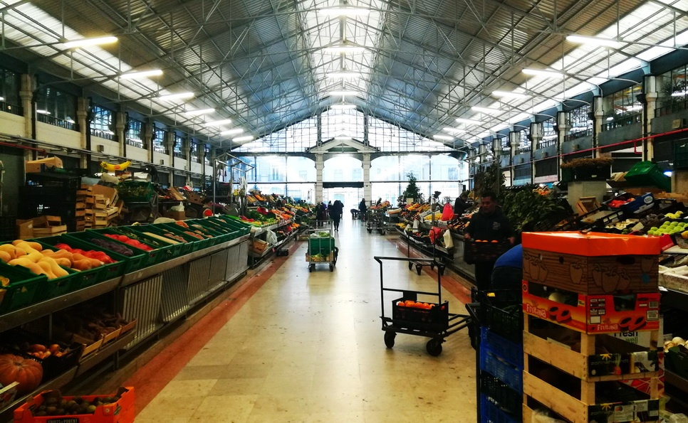 The Mercado da Ribeiro - Time Out Market