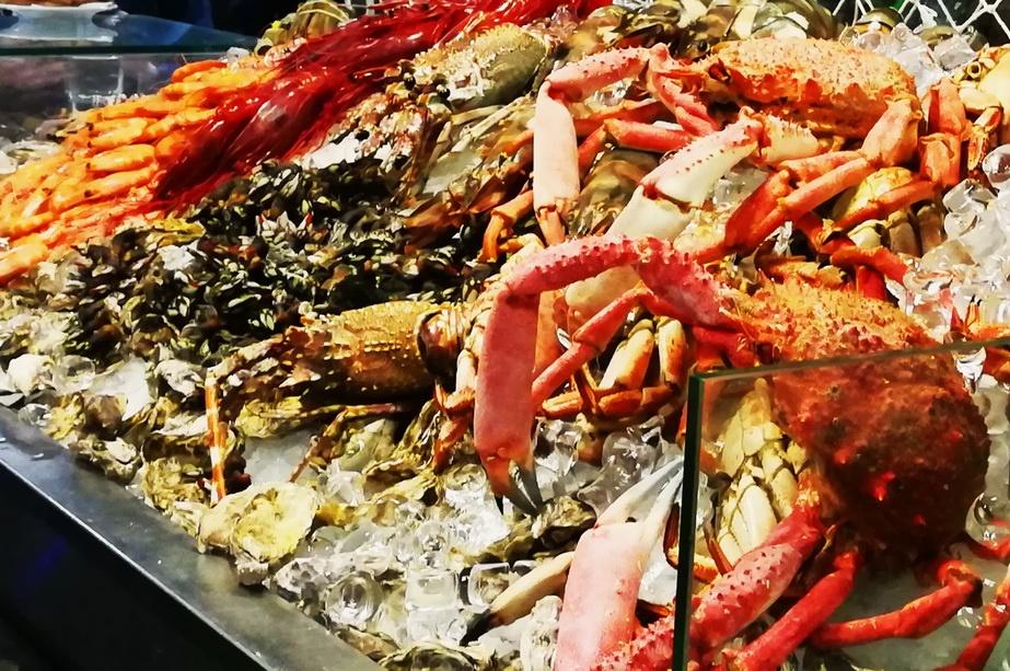 Time Out Market Lisbon - Shellfish