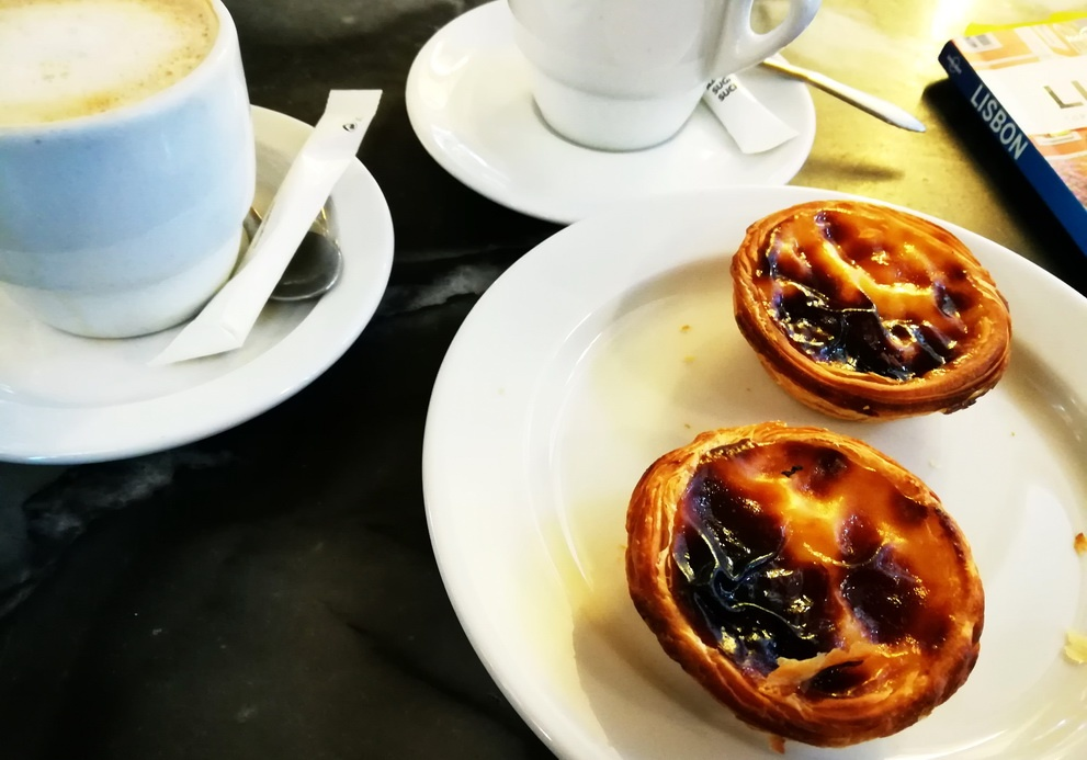A Three Day Itinerary of Lisbon - Pasteis de Nata at Confeiteria Nacional