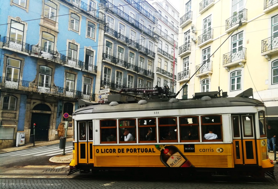 "Three Days in Lisbon - the classic ""Remodelado"" trams"