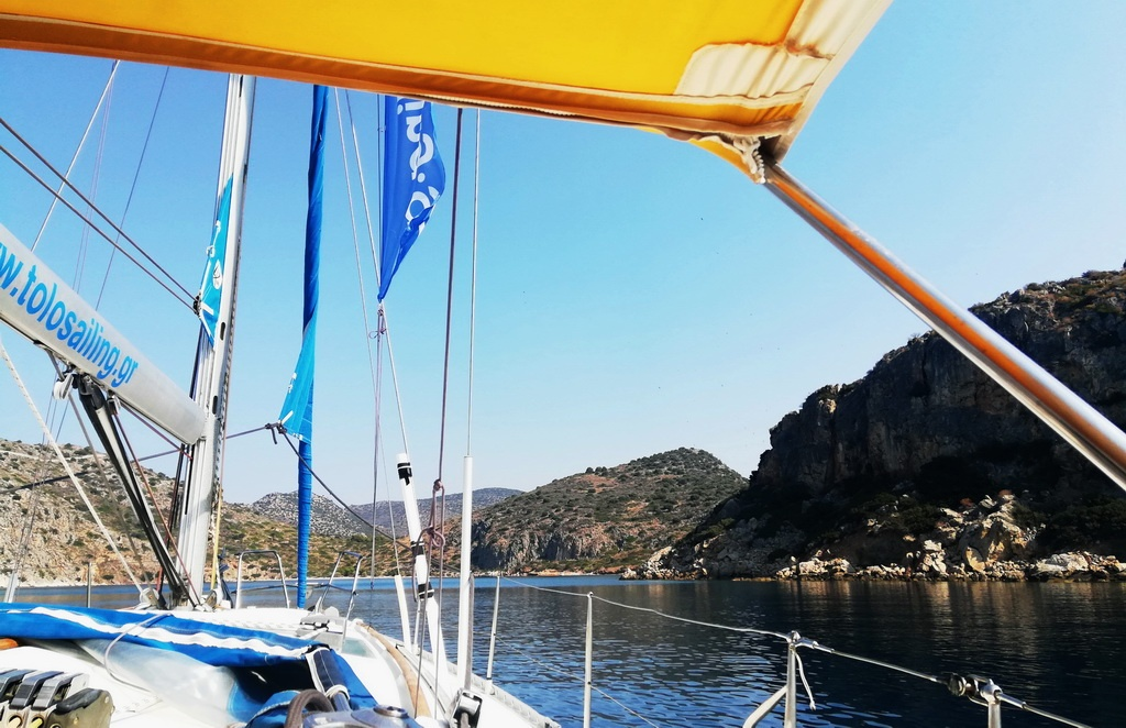 A Sailing Cruise around the Bay of Tolo, Argolida with Tolo Sailing