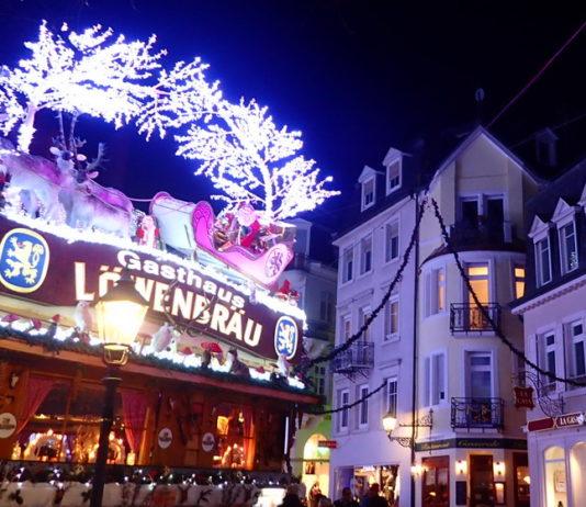 Winter in Baden Baden