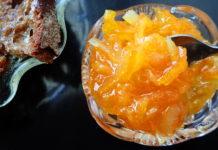 Mandarine Marmalade