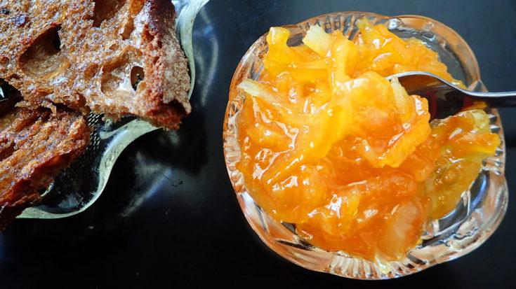 Mandarine Marmalde