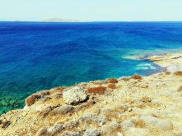 Antiperatos Beach, Kasos