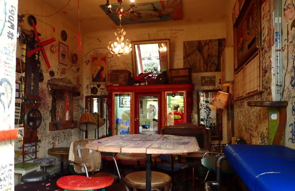 Szimpla Kert os n any good 2 or 3 days in Budapest itinerary